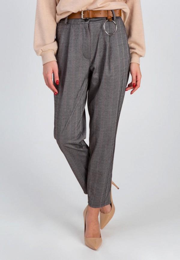 женские повседневные брюки karree, серые