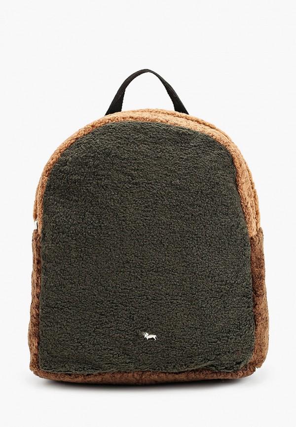 женский рюкзак labbra, хаки