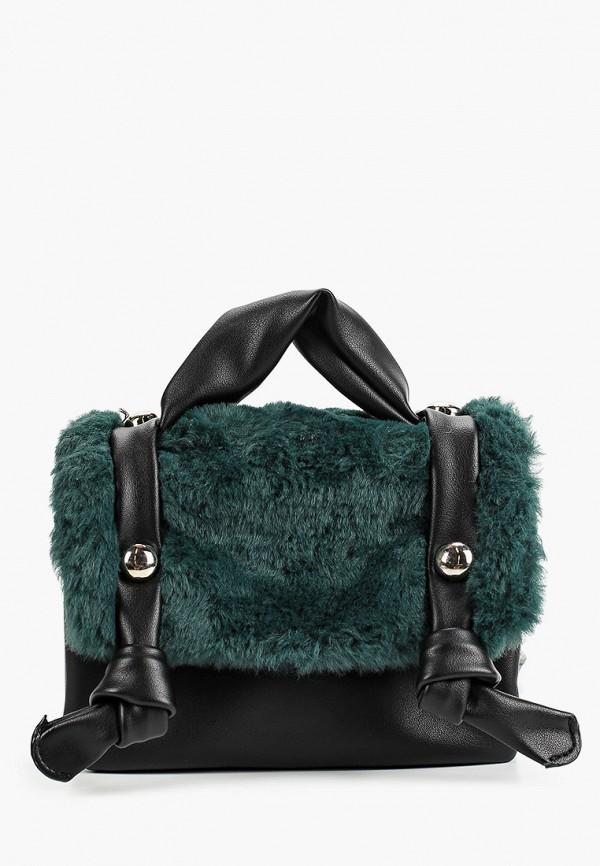 женская сумка через плечо labbra, черная