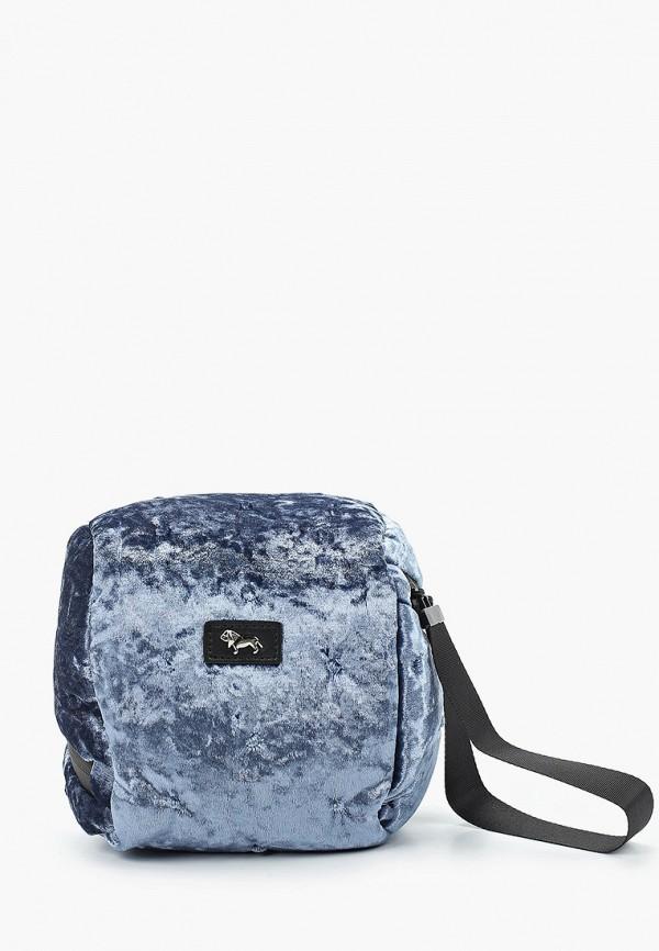 женская сумка labbra, голубая