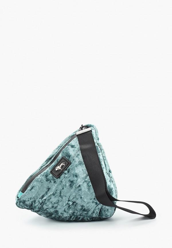 женская сумка labbra, бирюзовая