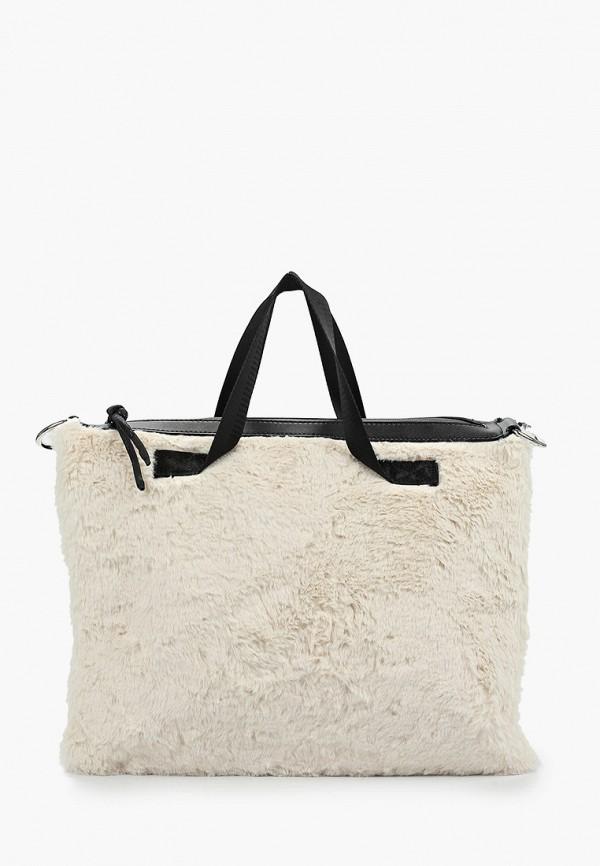 женская сумка labbra, белая