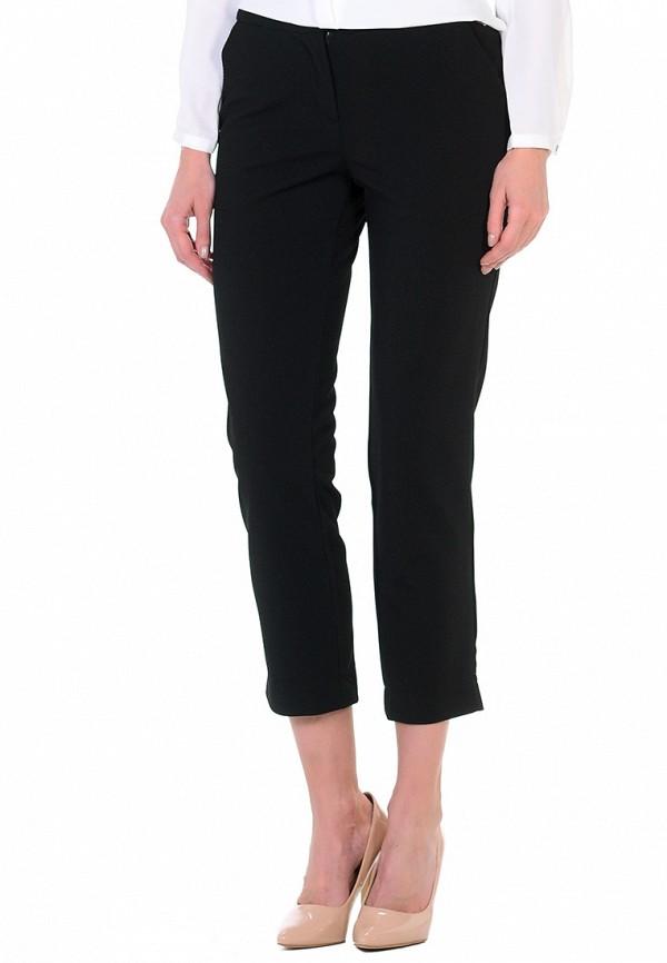 женские зауженные брюки imago, черные