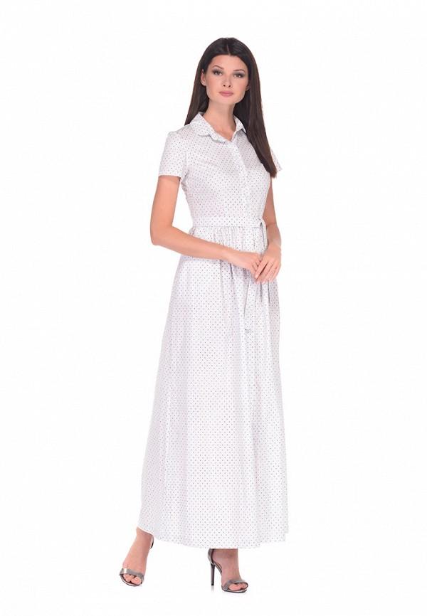 женское повседневные платье imago, белое