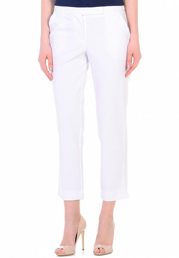 женские зауженные брюки imago, белые