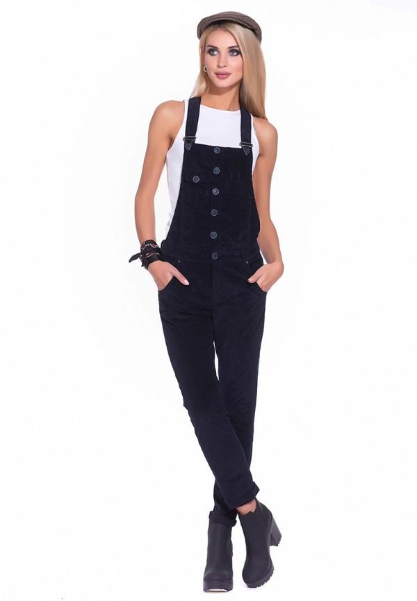 Комбинезон джинсовый Whitney Whitney MP002XW1GEPW