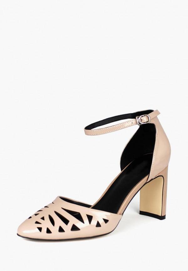 женские туфли blizzarini, бежевые