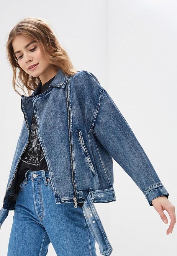 Куртка джинсовая Befree Befree MP002XW1GGZE куртка джинсовая befree befree be031emewke8