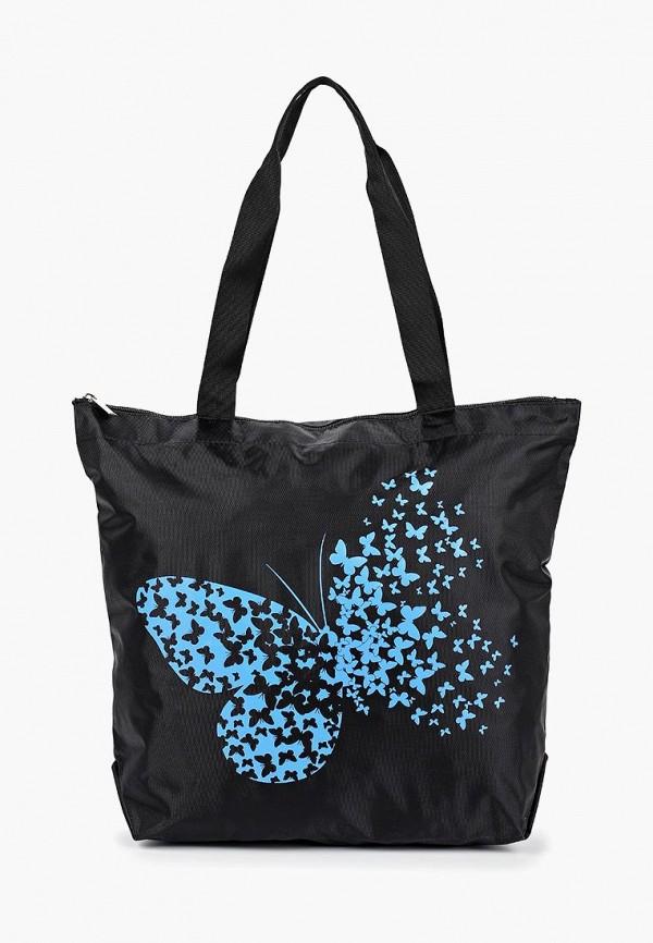 женская пляжные сумка antan, черная