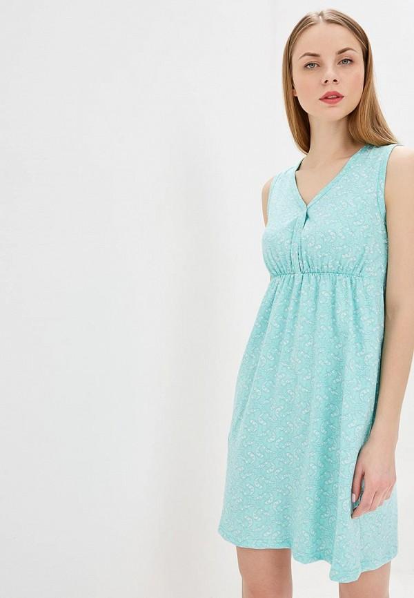 Сорочка ночная Hunny mammy Hunny mammy MP002XW1GI6O комплект одежды для беременных и кормящих hunny mammy халат сорочка ночная цвет бирюзовый серый 1 нмк 08520 размер 50