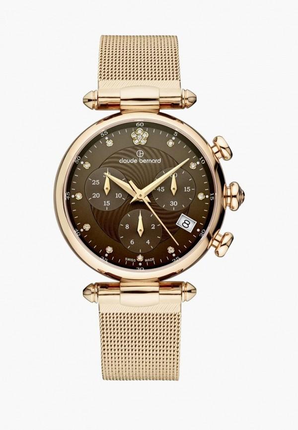 Женские золотые часы Claude Bernard