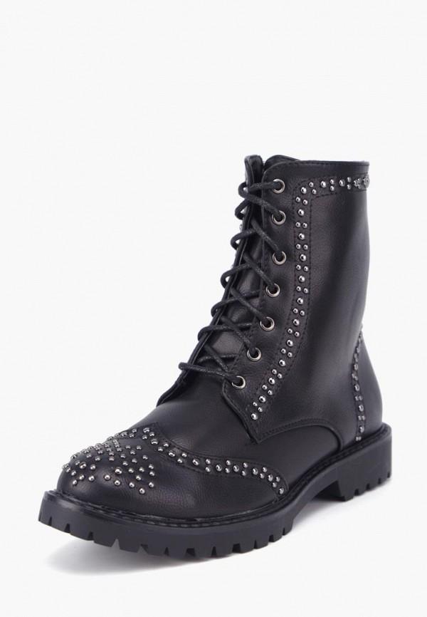 Фото - Женские ботинки и полуботинки Airbox черного цвета