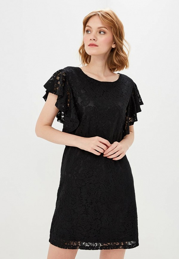 Купить Платье Incity, MP002XW1GK80, черный, Осень-зима 2018/2019