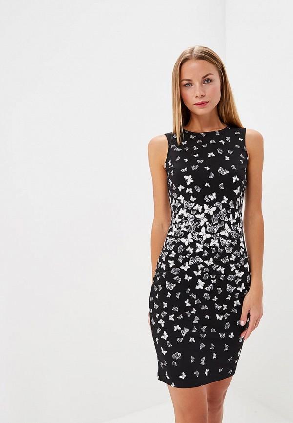 Купить Платье Incity, mp002xw1gk8s, черный, Осень-зима 2018/2019