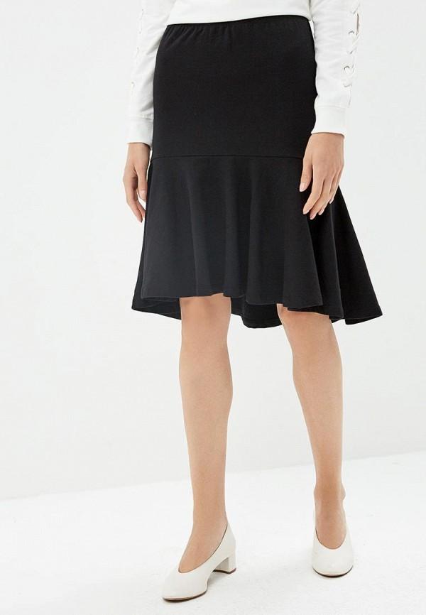женская юбка top secret, черная