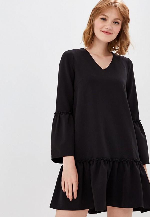 Платье Top Secret Top Secret MP002XW1GKDU black choker sleeveless crop top