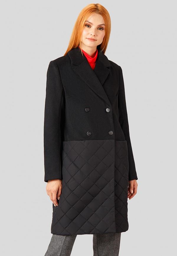 Купить Пальто Finn Flare, MP002XW1GKH7, черный, Осень-зима 2018/2019