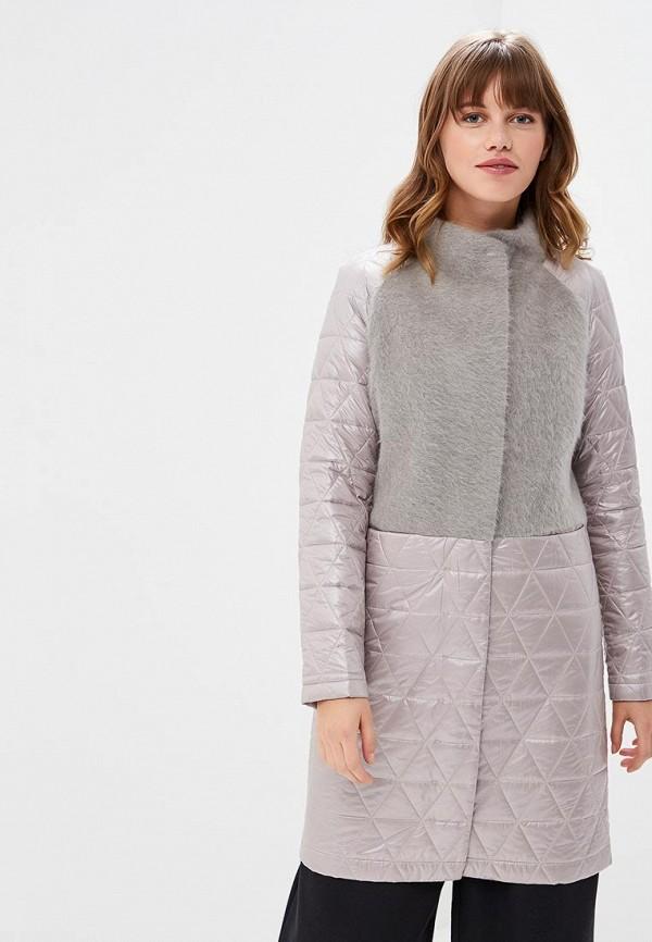 Купить Пальто la Biali, MP002XW1GKJJ, серый, Осень-зима 2018/2019