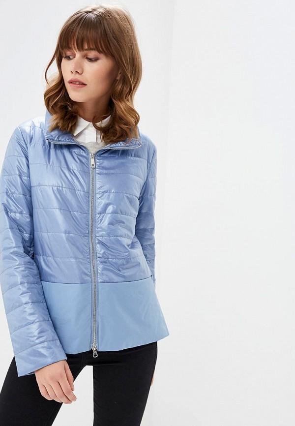 Купить Куртка утепленная la Biali, MP002XW1GKJX, голубой, Осень-зима 2018/2019