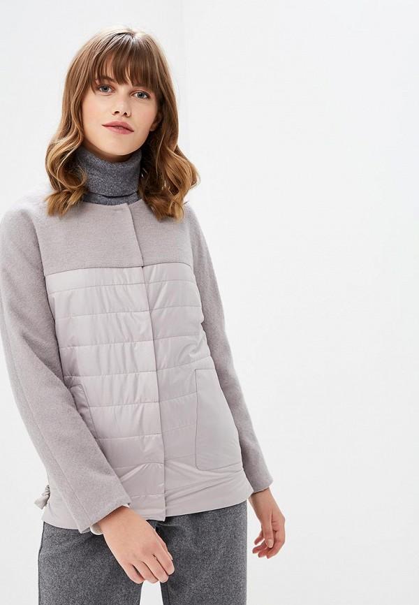 Купить Куртка утепленная la Biali, MP002XW1GKK2, серый, Осень-зима 2018/2019