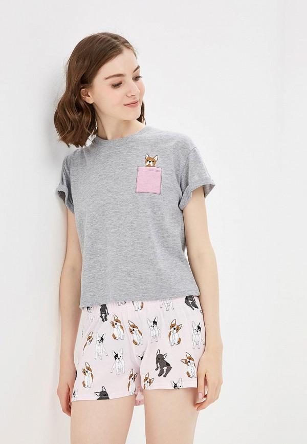 Купить Пижама Твое, 54863, MP002XW1GKKV, разноцветный, Осень-зима 2018/2019