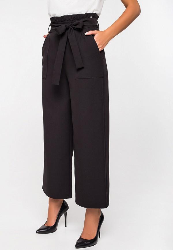 женские брюки itelle, черные