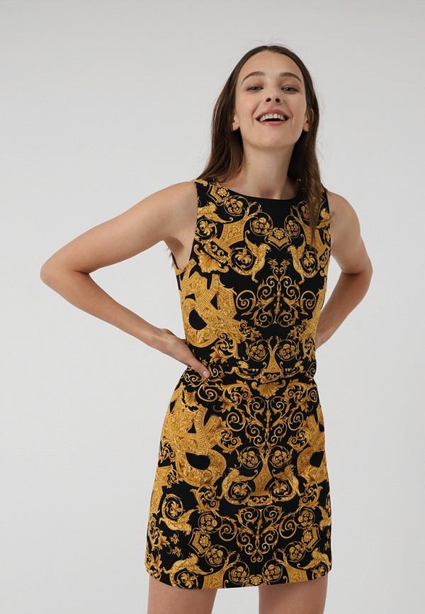Купить Платье LIME, MP002XW1GKTG, черный, Осень-зима 2018/2019