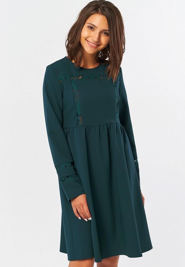 Купить Платье Fly, mp002xw1gkwf, зеленый, Осень-зима 2018/2019