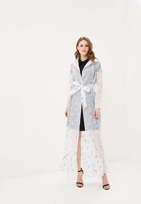 Купить Плащ Fashion.Love.Story, mp002xw1gkwm, белый, Весна-лето 2018