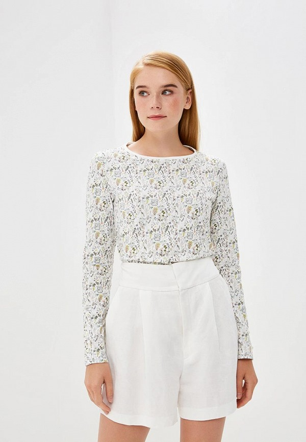 Купить Лонгслив Fashion.Love.Story, MP002XW1GKWS, белый, Весна-лето 2018