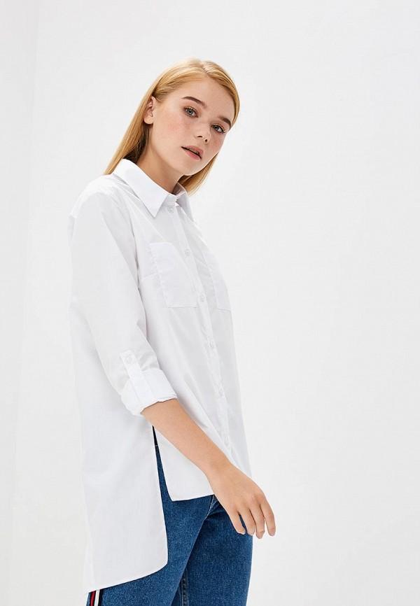 Купить Блуза Fashion.Love.Story, MP002XW1GKX9, белый, Весна-лето 2018