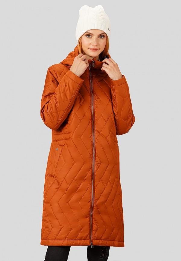Купить Куртка утепленная Finn Flare, MP002XW1GL26, оранжевый, Осень-зима 2018/2019