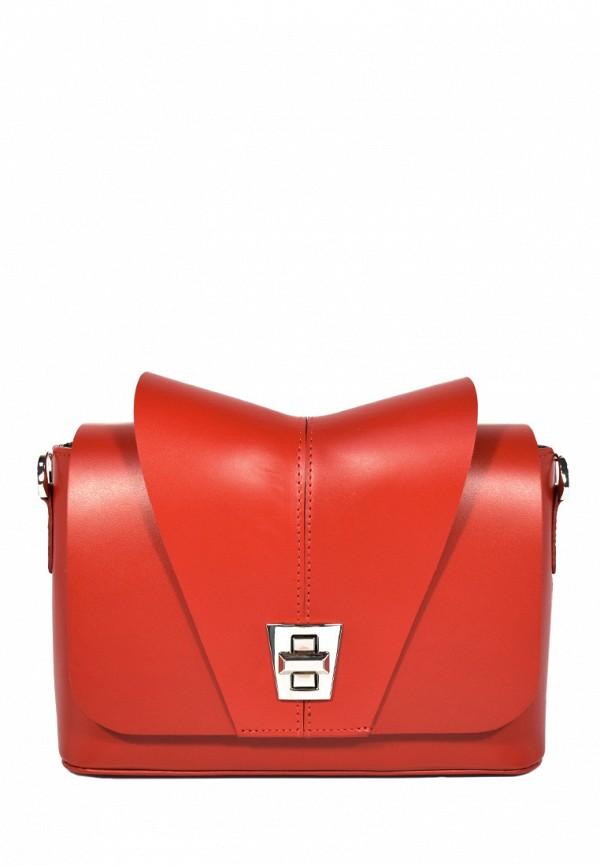 Купить Женскую сумку BB1 красного цвета