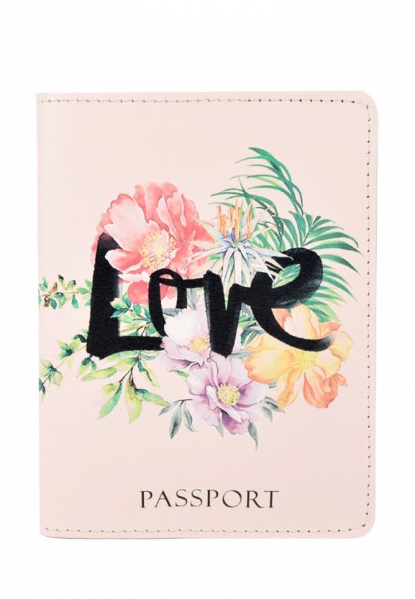 Обложка для паспорта BB1 BB1 MP002XW1GL6N обложка для паспорта бюро находок лучшая мама цвет розовый ok25