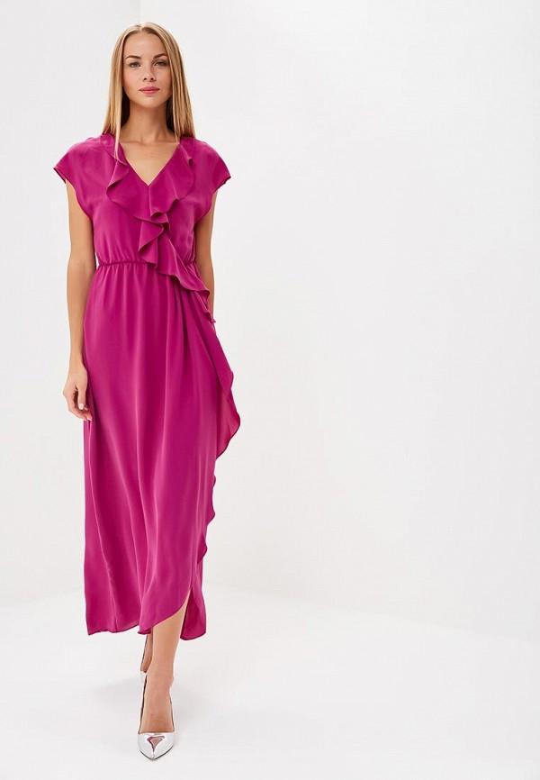 Платье Madeleine цвет фиолетовый