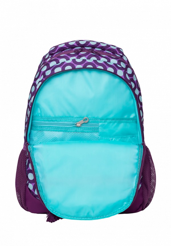 Рюкзак Grizzly цвет фиолетовый  Фото 4