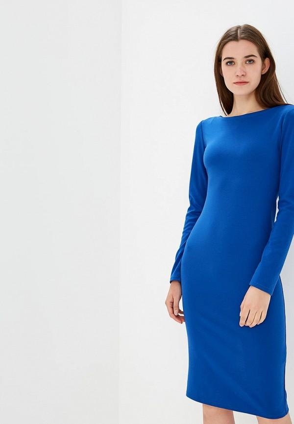 Купить Платье Glam Goddess, MP002XW1GLHG, синий, Осень-зима 2018/2019