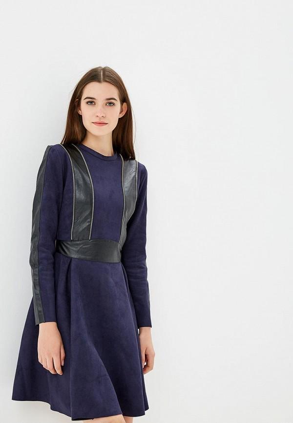 Купить Платье Glam Goddess, MP002XW1GLHL, синий, Осень-зима 2018/2019