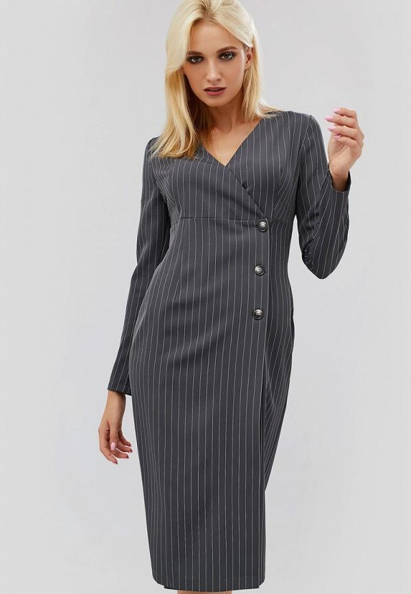 Купить Платье Cardo, mp002xw1gli8, серый, Осень-зима 2018/2019