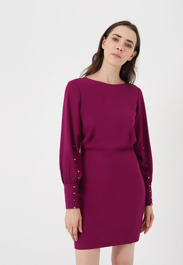 Купить Платье Lime, mp002xw1glpy, фиолетовый, Осень-зима 2018/2019