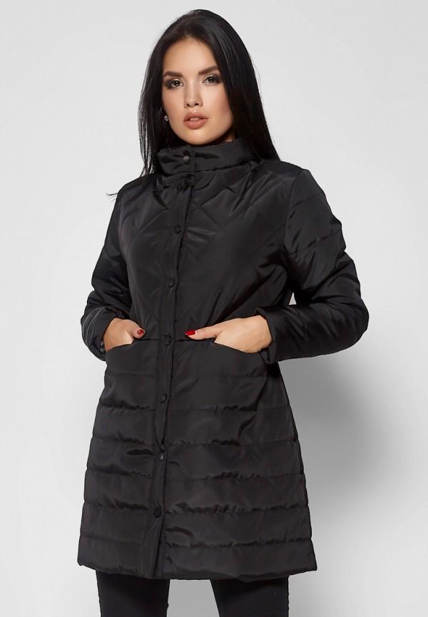 женская куртка karree, черная