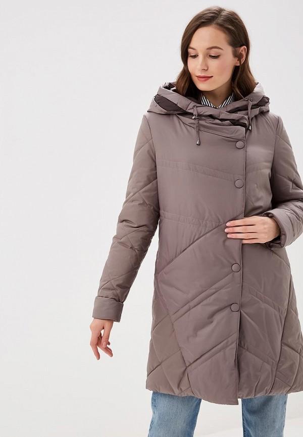 Купить Куртка утепленная DizzyWay, MP002XW1GLSN, бежевый, Осень-зима 2018/2019