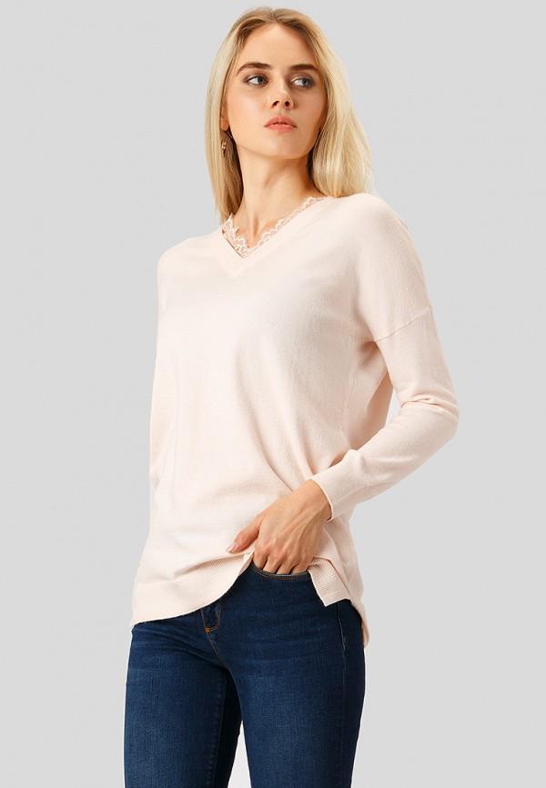 Купить Пуловер Finn Flare, MP002XW1GLVS, розовый, Осень-зима 2018/2019