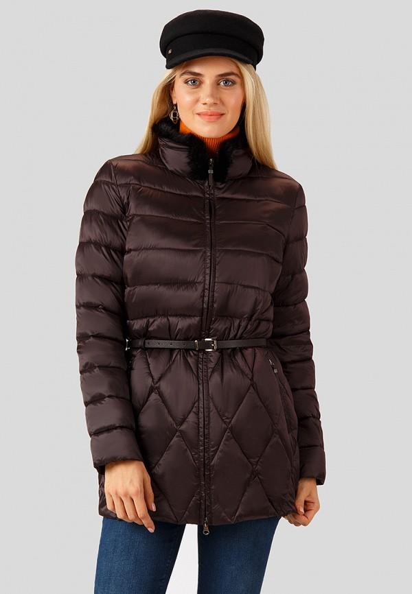 Купить Куртка утепленная Finn Flare, MP002XW1GLVV, коричневый, Осень-зима 2018/2019
