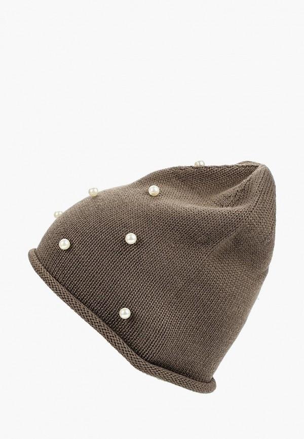 женская шапка freespirit, хаки