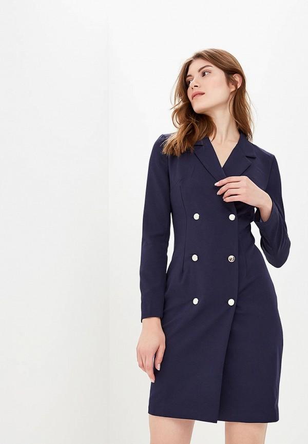женское платье zerkala, синее