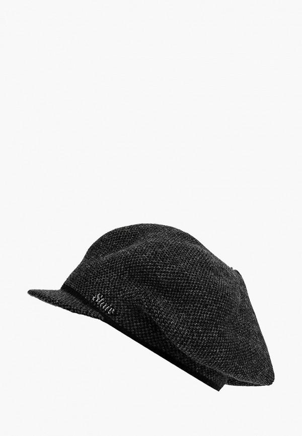 женская кепка staix, серая