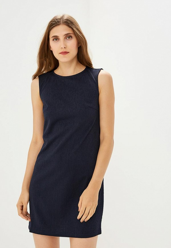 Купить Платье Incity, MP002XW1GM62, синий, Осень-зима 2018/2019