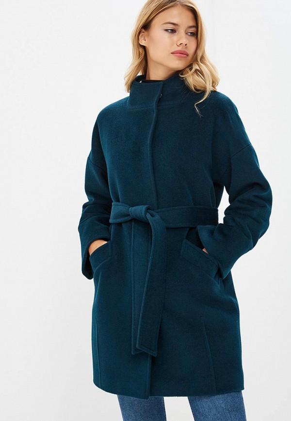 Купить Пальто Annborg, mp002xw1gm8y, зеленый, Осень-зима 2018/2019