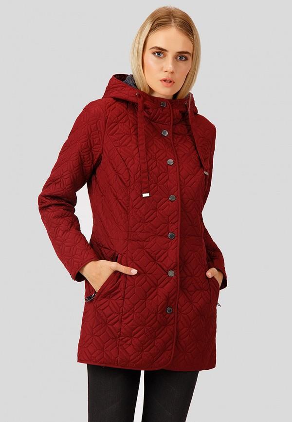 Купить Куртка утепленная Finn Flare, MP002XW1GMEY, бордовый, Осень-зима 2018/2019